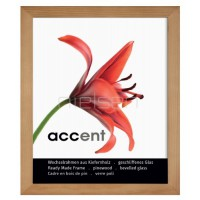 A4 size photo in wooden frame Nielsen ACCENT WOOD